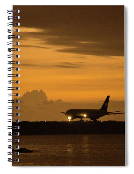 Right Of Way Spiral Notebook
