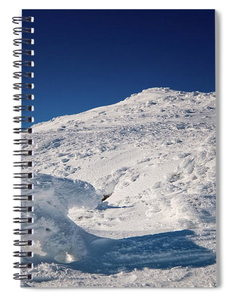 Rime And Snow, And Mountain Trolls. Spiral Notebook