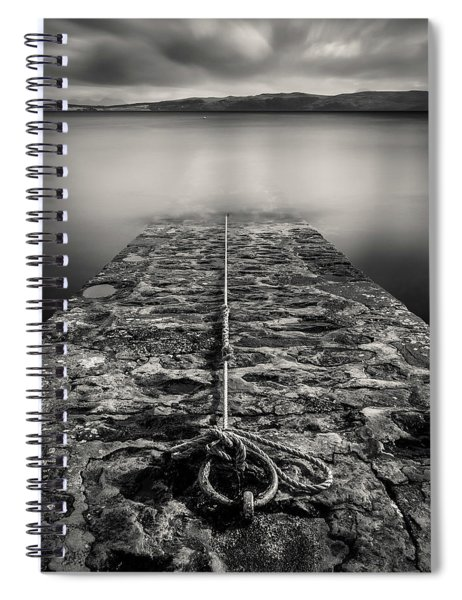 Ring And Rope Spiral Notebook