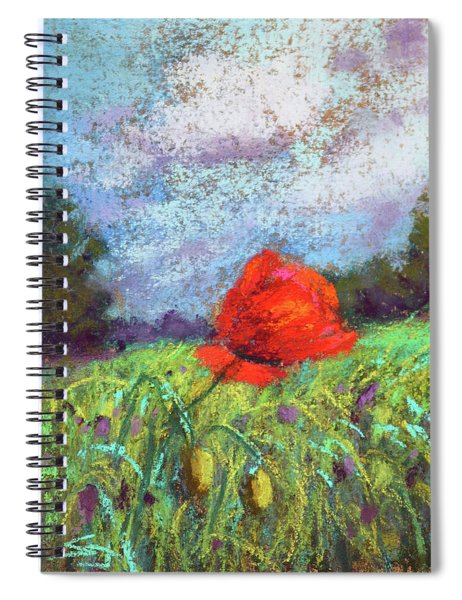 Rise Up Spiral Notebook
