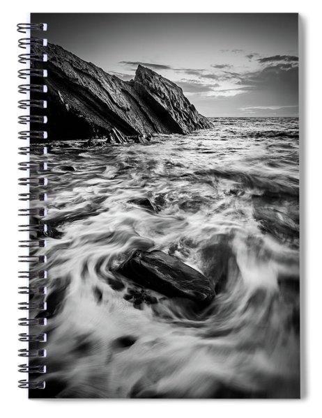 Rising Tide Spiral Notebook