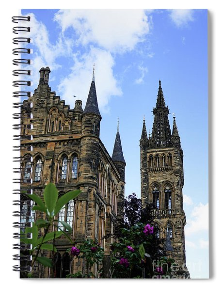 Rising To The Top Spiral Notebook