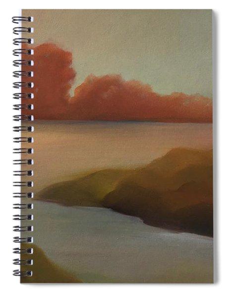 River Flow Spiral Notebook