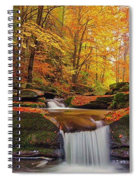 River Rapid Spiral Notebook