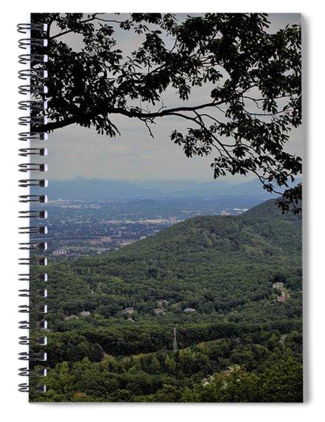Roanoke Valley Spiral Notebook