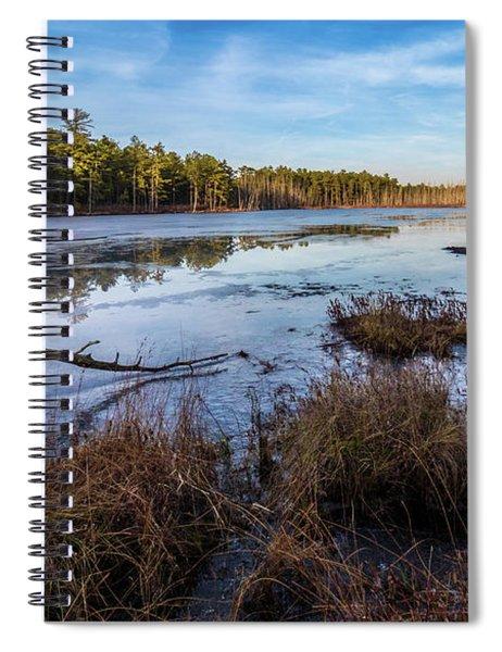 Roberts Branch Pine Lands Spiral Notebook