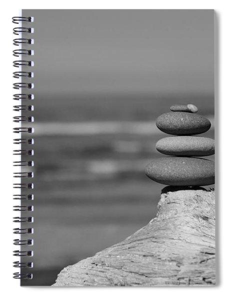 Rock Zen I Spiral Notebook