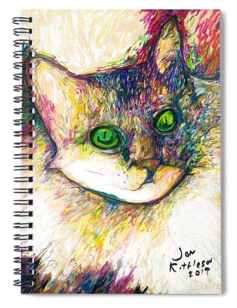 Rocko Spiral Notebook