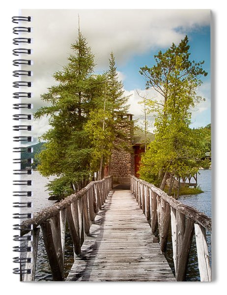 Rocky Point Spiral Notebook