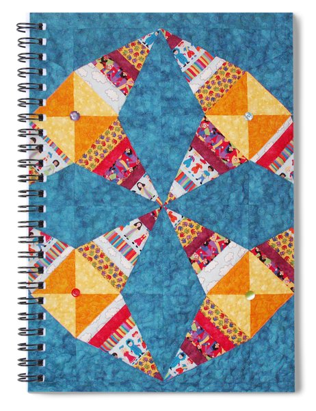 Rocky Road To Kansas Spiral Notebook