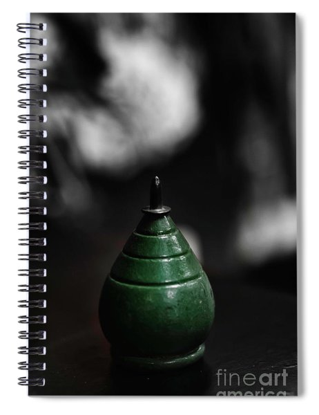 Miracles Of Precocity Spiral Notebook
