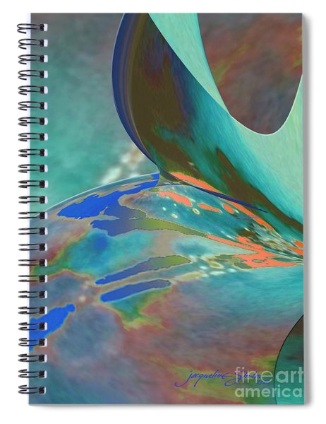Roll Out Spiral Notebook