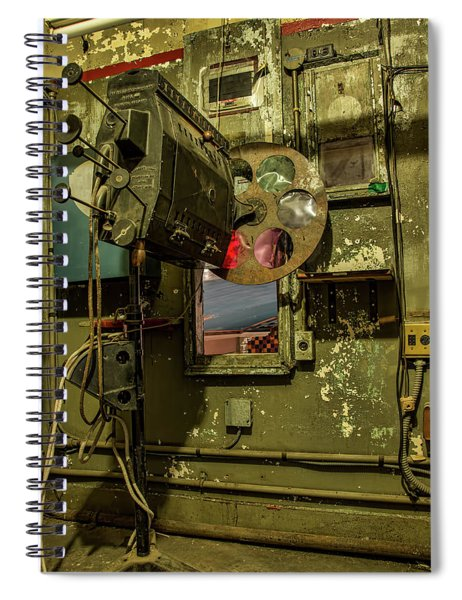 Roll The Film Spiral Notebook