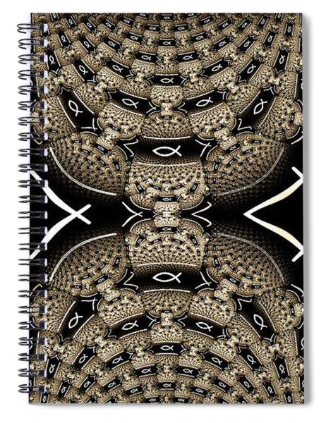 Romans Spiral Notebook
