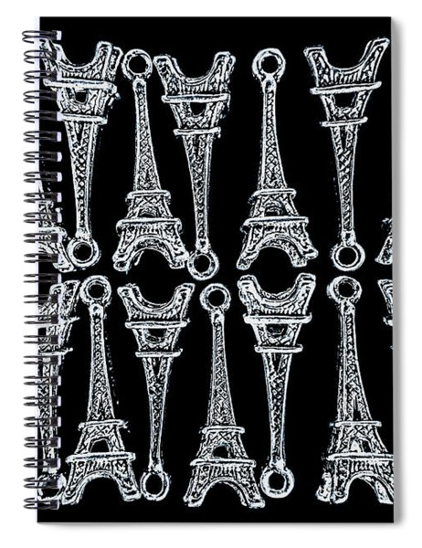 Romantic Reflections Spiral Notebook