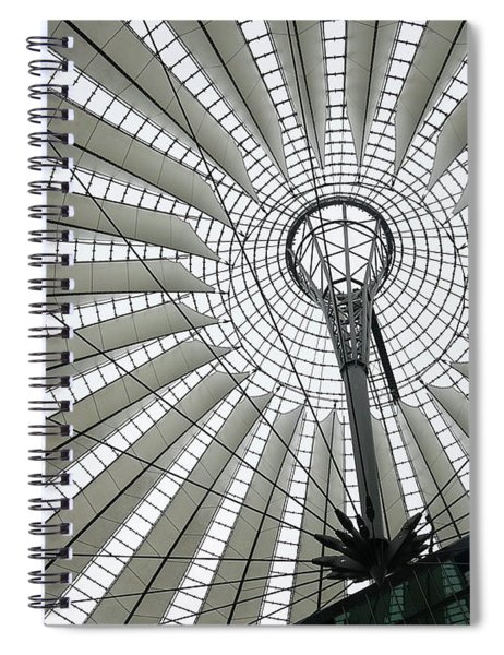 Roof Of Sails Spiral Notebook