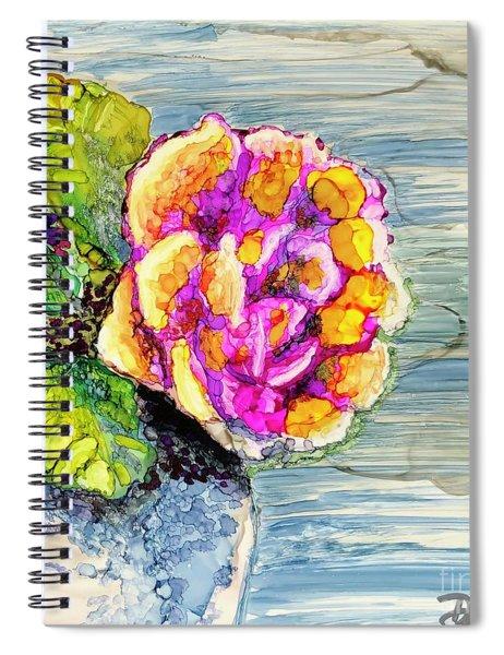 Rose Still Life Spiral Notebook