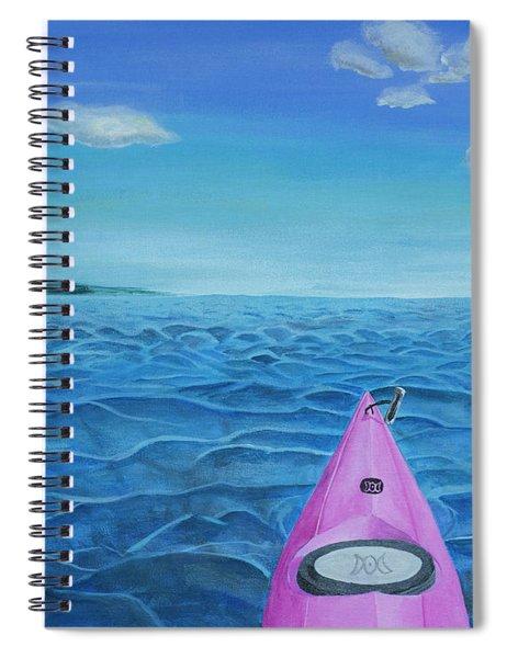 Rough Patch Spiral Notebook