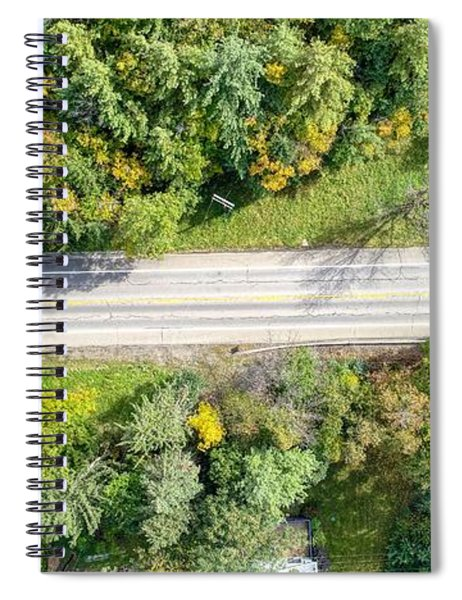 Route 54 Spiral Notebook