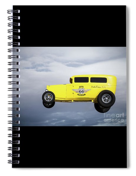 Route 66 Auto Museum  Spiral Notebook