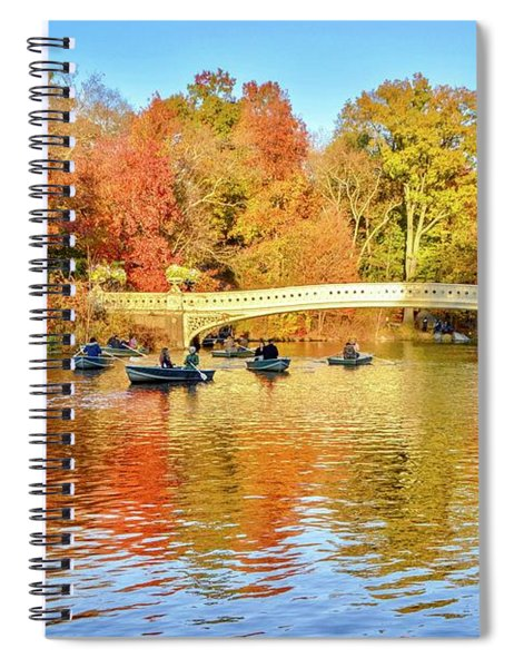 Row Your Boat Spiral Notebook