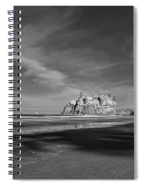 Ruby Light Spiral Notebook