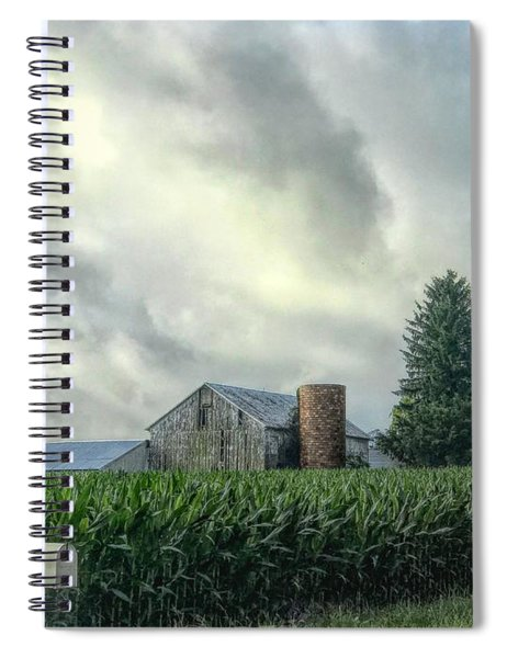 Rural Route Spiral Notebook