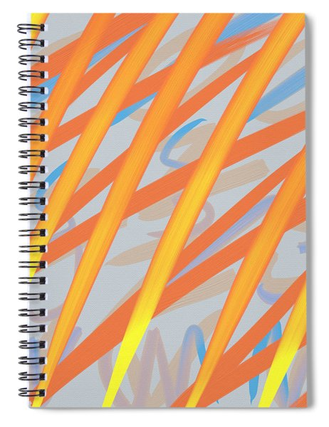 Rushes Spiral Notebook