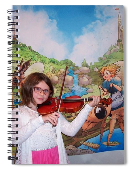 Rylie And Tammy Spiral Notebook