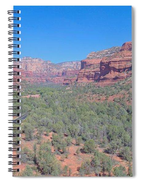 S E D O N A Spiral Notebook