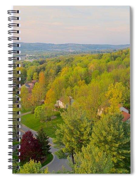 S P R I N G Spiral Notebook