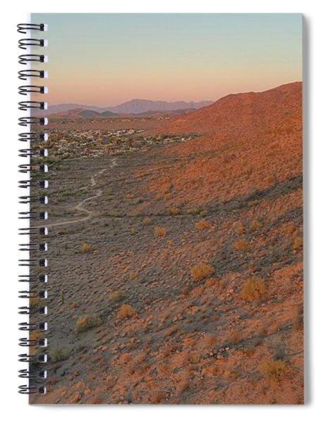S U N R I S E Spiral Notebook