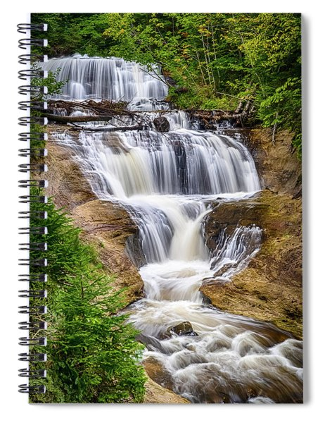 Sable Falls Spiral Notebook