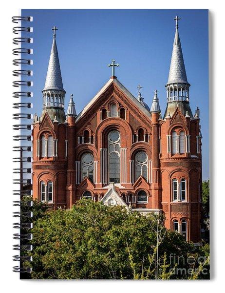 Sacred Heart Cultural Center - Augusta Ga Spiral Notebook