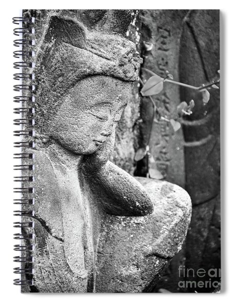 Sadness And Sorrow Spiral Notebook