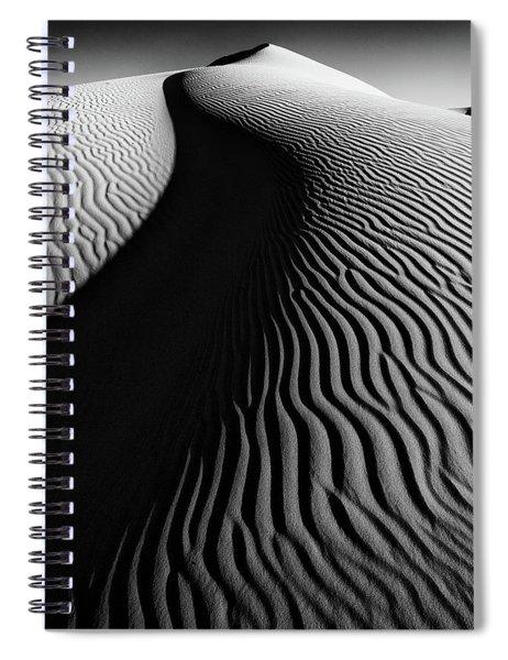 Sahara Dune II Spiral Notebook