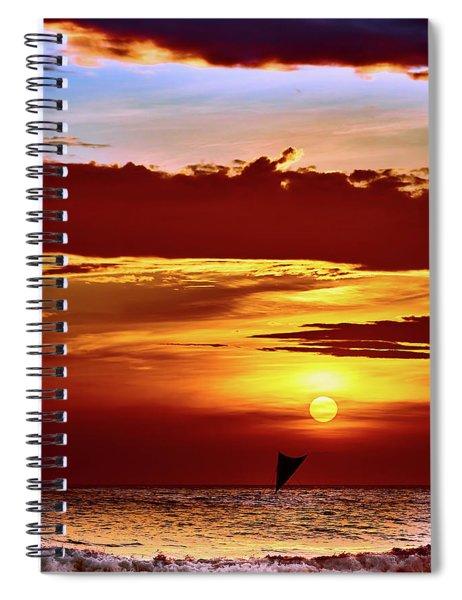 Sail Away... Spiral Notebook