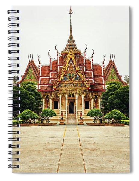 Sak Yant  Spiral Notebook