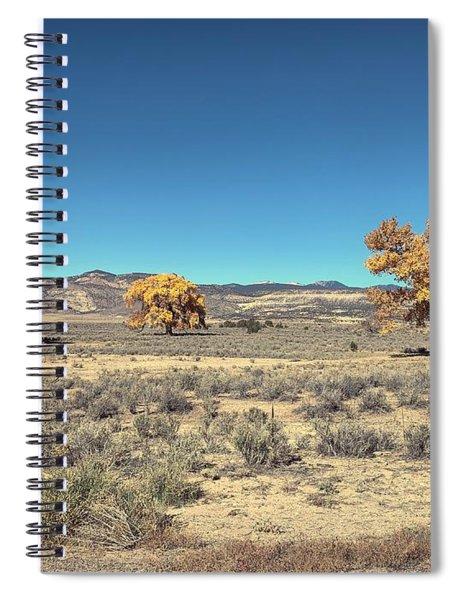 San Fidel Autumn No. 1 Spiral Notebook