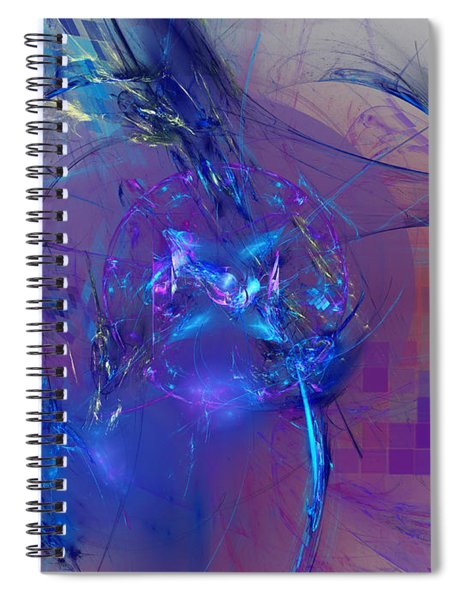 Sanapia Spiral Notebook