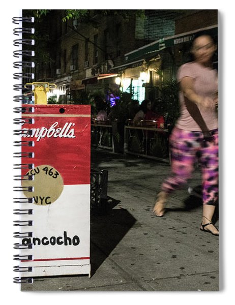 Sancocho  Spiral Notebook