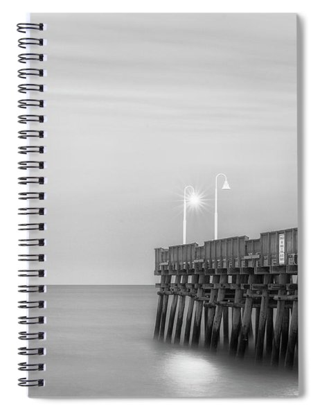 Sandbridge Minimalist Spiral Notebook
