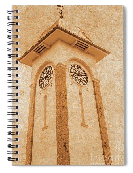 Sandgate Town Hall Spiral Notebook