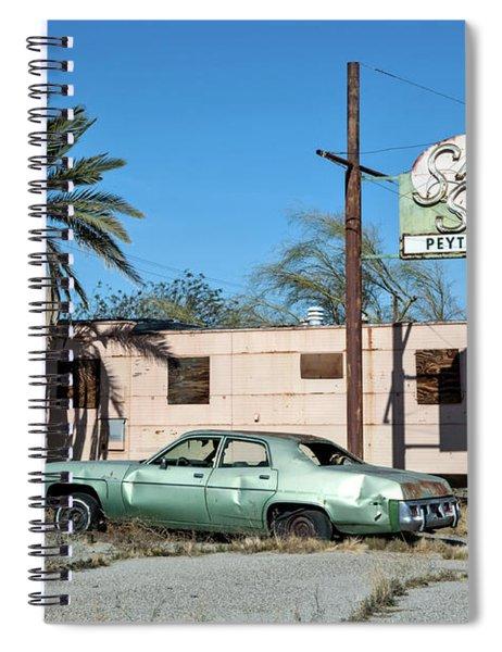 Sans Souci Spiral Notebook