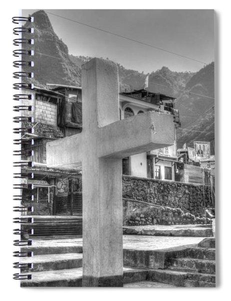 Santa Cruz La Laguna Spiral Notebook