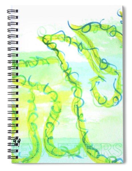 Sarah Nf1-123 Spiral Notebook