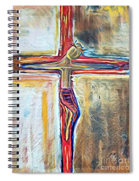 Saviour Spiral Notebook