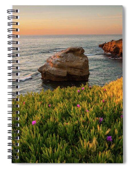 SC2 Spiral Notebook