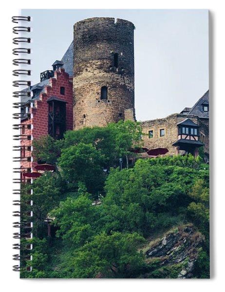 Schonburg Castle Spiral Notebook