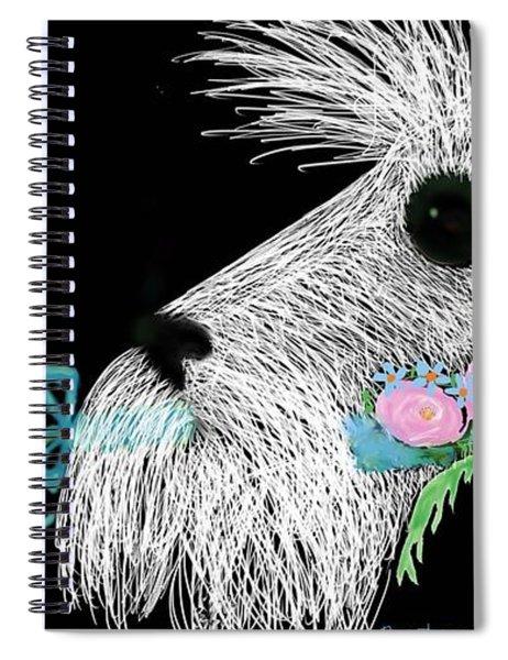 Scottish Terrier   Spiral Notebook